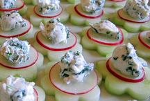 Appetizing Appetizers and Sumptuous Snacks! / by Jackie Thingvold