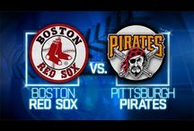 {FREE - LIVE}. Boston Red Sox Vs. Pittsburgh Pirates Live Streaming Online. - MLB