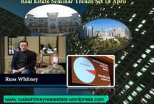 Real Estate Seminar Trends / Russ Whitney Trends in Real Estate Seminar features various Investing in Small Business.
