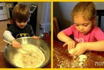 Kids in the kitchen / by Melissa Margotta