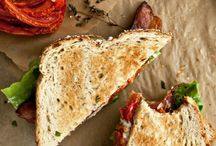Recipes: sandwiches / because who doesn't love a sandwich?