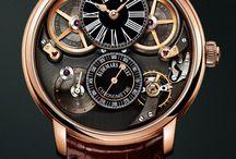 Mis relojes / Estos son los relojes que tengo en mi futuro