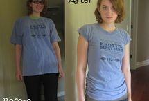 t-shirt to sew