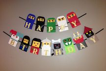 Ninjago B-day party