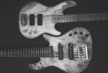 BASS / G&L L2000 & 6 string bass custom