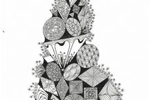 Zentangle Stacks
