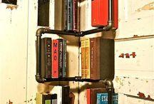 Books / Books. Books. And once again books.