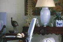 British colonial inspired / British colonial inspired textures, interiors and design