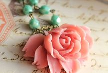 Pretty jewelry  / by Hannah Wright