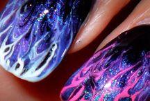 Cool nail polish