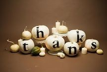 Thanksgiving / Grateful for all of God's blessings