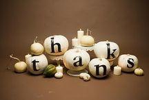 thanksgiving / by Annie Brown