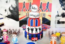 July 1. They Say It's Your Birthday. Party Ideas. / by Gaby K