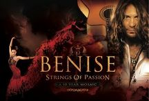 Benise:Strings of Passion / by StateTheatre NJ