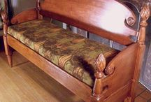 Furniture projects-seating