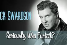 """Nick Swardson: SERIOUSLY, WHO FARTED? / Nick Swardson's hour special """"Seriously, Who Farted?"""" aired on #ComedyCentral on 10/11/09 and is available for digital download."""