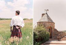 Outlander themed wedding style, Cherokee Mountain Ranch Colorado