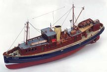 Modellboote