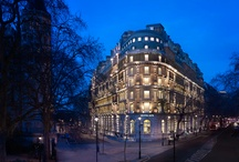 London Calling: Corinthia Hotel London / Perfectly positioned just moments from Trafalgar Square, Westminster and Covent Garden, yet close to the River Thames, Corinthia Hotel London combines grandeur, opulence and unrivalled space in the heart of central London.