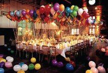 Celebrate || Party Ideas