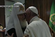 Viaje del Papa Francisco a México