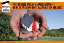 Basiswissen für Bauherren von PUonline / Nützliches Basiswissen für Bauherren! Hilfreiche Informationen und Fakten rund um die Themen Nachhaltigkeit, Bauen, Sanieren und die Frage, warum ein gesundes Raumklima so wichtig ist.