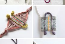 Handwoven Jewelry