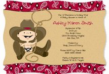 Baby Shower / Planning a Western Themed Baby Shower / by Gretchen Chamberlain