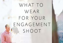 What to Wear : Engagement Sessions