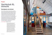 The Temporary City / A selection of temporary structures, pop-ups, bottom-up initiatives in Utrecht.