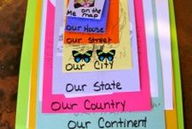 1st Grade Social Studies / by Lacy Fletcher