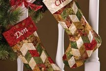 Patchwork & Quilt: Christmas (Patterns)