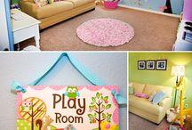 play room / by Julie Keiling