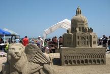 Sandcastles & Sand sculptures