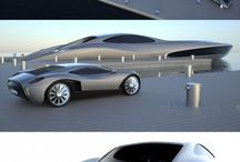 Design / Cars yacht motorbikes en more