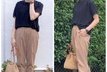 Pants: Autumn Colour