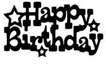 Teksten- Verjaardag en felicitaties
