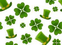 St. Patrick's Day Cake Ideas / Decorating ideas for St. Patrick's Day using Icing Images' products.