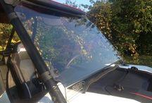 Polaris RZR XP 1000 Windshields