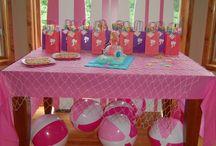 Barbie Birthday Party / by Jennifer Rosenbaum