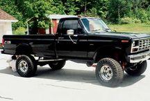 Fords-trucks