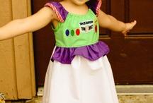 Kids dress up ideas / DIY dress up stuff for the littles