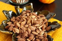 Recipes for fall harvest foods