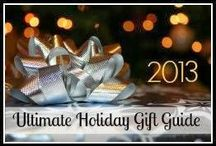 Ultimate Holiday Gift Guide Ideas/Products