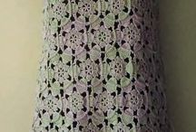 crochet robes