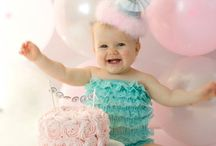 Ava's First Birthday / by Heather