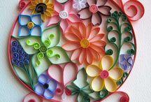 papir dekoracio