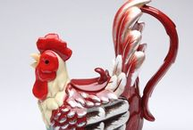Roosters & Hens / by Felicia Odum