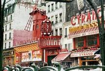 Paris / ma ville préférée