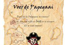 Piratenfeest Sep / Piraten